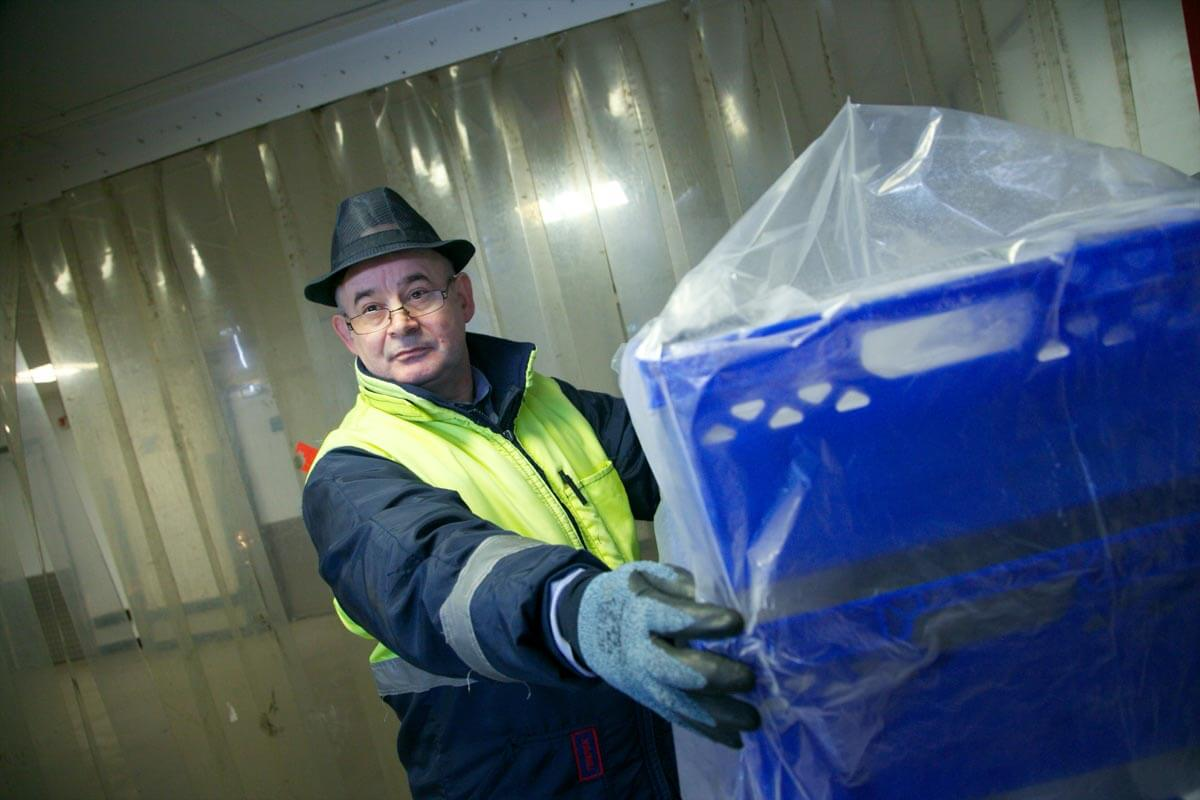 Top tips for staying safe and well at work